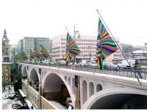bandiere ponte